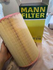 MANN C17278 Air Filter. Citroen, Fiat, Peugeot