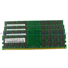 Samsung 16GB 4x 4GB PC2-6400 DDR2-800 240pin DIMM Memory RAM For AMD Motherboard