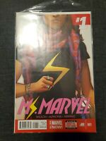 Marvel Comics Ms. Marvel #1 1st Kamala Khan Solo Series