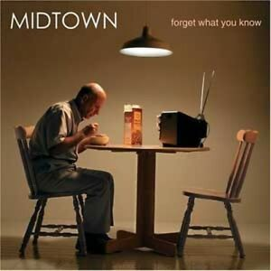 Midtown - Forget What You Know (CD 2004) New/Sealed