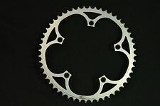 Chainring Campagnolo C-record made in Italy bcd 135 52-AS  52t alloy vintage