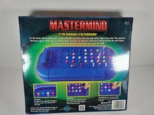 Pressman Mastermind Game The Strategy of Codemaker Vs. Codebreaker