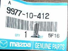 Screw, Mazda MX-5, hardtop rear chrome mount, Eunos MX5 hard top mounting