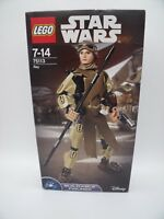 LEGO STAR WARS REY BUILDABLE FIGURES 75113 24,5 Cm TOP !