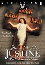 Marquis de Sade's Justine (DVD,2012) New/Sealed Free Shipping
