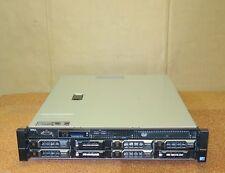 Dell R510 2U servidor 2x de seis núcleos Xeon 2.66GHz, 48 GB RAM, 2x 300 GB, 3x 2 TB, RAID
