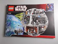 Lego® Star Wars Zubehör 1x Bauanleitung aus Set 10188   Neu