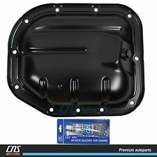 Engine Oil Pan Lower for 00-14 Toyota Echo Yaris Prius xA xB 1.5L OEM 1210221010