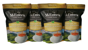McEntee's Irish Afternoon Tea - VALUE pack 4 x 250g Bag  - BLENDED IN IRELAND