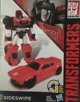 Hasbro Transformers Generations: SIDESWIPE.         8 Steps Figure to Vehicle!