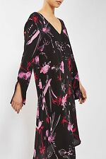 Topshop  He Loves Me Asymetric Dress By Boutique RRP £85.00 size 10/38 US 6