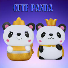 Kawaii Soft Soft Panda Fruit Scented Slow Rising Flexible Stress Relief Toy