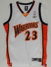 REEBOK Jason Richardson #23 Golden State Warriors Authentic Jersey Size Large