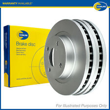 New Ford Fiesta MK6 ST150 Genuine Comline Front Brake Discs Pair x2