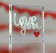 Spaceform Really Love You Token Romantic Valentines Gifts Ideas For Her Him 1089