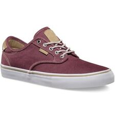 Vans Chima Ferguson Pro (Oxford) Burgundy UltraCush Casual MEN'S 7 WOMEN'S 8.5
