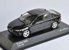 Minichamps 1/43 Volvo S40 2003  Negro - Black 400171200