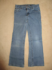 Jeans - Girls' - Arizona - Medium Blue - Flare - Sz 10