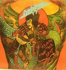 Dokken-Beast from the East LP Vinyl 1988 Double Spain Excellent Cover