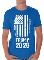 Trump Flag 2020 T Shirt Trump 2020 Shirt for Men USA Trump Tshirt Trump Shirts