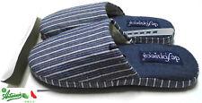 DeFonseca 45-46 47-48 ciabatte pantofole uomo Numeri Grandi cotone Button65