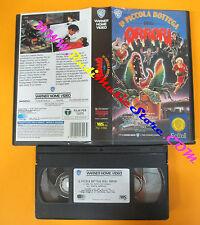 VHS film LA PICCOLA BOTTEGA DEGLI ORRORI Frank Oz WARNER GLI SCUDI (F114) no dvd