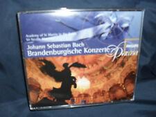 J.S. Bach - Brandenburgische Konzerte -Marriner / Academy... -2CD-Box