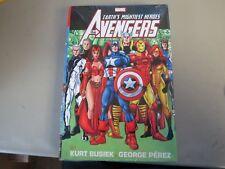 Complete Collection Avengers Omnibus Marvel Brand New Factory Sealed