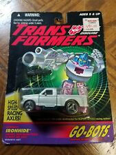 Transformers Generation 2 (G2) Go-Bots Ironhide Mosc Hasbro