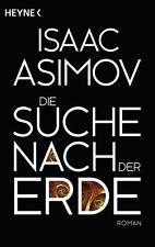 Die Suche nach der Erde von Isaac Asimov UNGELESEN