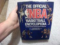 THE OFFICIAL NBA BASKETBALL ENCYCLOPEDIA  BIRD, JOHNSON, JORDAN, BAYLOR