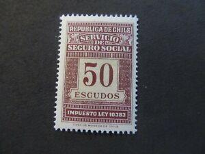 CHILE - LIQUIDATION STOCK - EXCELENT OLD STAMP - 3375/14