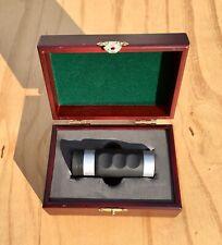 Golf Scope Rangefinder (50 x 200 Yard) w/ Wooden Box - New