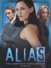 ALIAS  -  The Complete Third Season  -  Jennifer Garner  -  6 DVDs