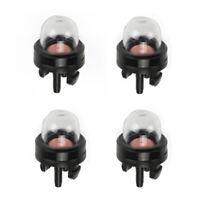 4*Air Purge Pump Primer Bulb For Fuel Tank /Husqvarna 345 346 350 353 850