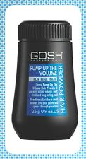 GOSH HAIR POWDER 25g/ PUMP UP THE VOLUME - FOR FINE HAIR