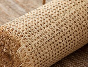 "Cane Webbing Furniture Rattan (24"" Width X 24"" Length) 60cm X 60cm Up cycling"