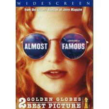 Almost Famous (Dvd, 2001, Widescreen) New