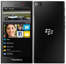 Refurbished Excellent Condition BlackBerry Z3 8GB 1.5GB Black Color