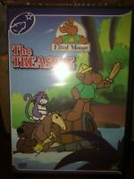 Brand new!! the treasure dvd