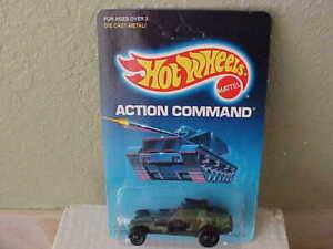 Hot Wheels 1986 Action Command Super Cannon