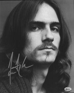 JAMES TAYLOR Autographed Original 8x10 Photo LOA TTM