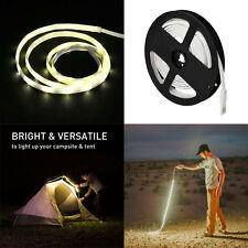 Portable USB LED Light Rope Strip Lantern Waterproof For Outdoor Camping Hiking