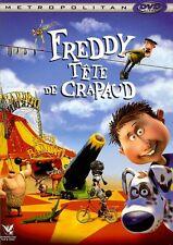 FREDDY TETE DE CRAPAUD /*/ DVD DESSIN ANIME NEUF/CELLO