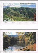 1999 Armenië 353-354 Europa CEPT Nationale parken