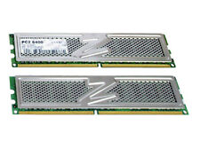 OCZ Platinum Edition 4GB (2x 2GB) 240-Pin DDR2 SDRAM DDR2 800 (PC2 6400)