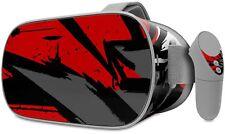 Skin Wrap for Oculus Go Baja 0040 Red