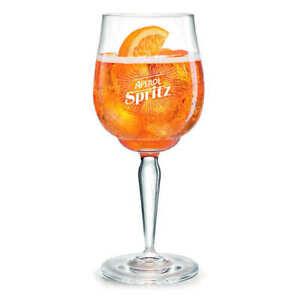 Aperol Spritz Instagram Stemmed Glass Brand New