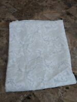 Simply Shabby Chic Floral Green and White King Pillowcase