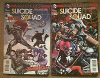2013 2014 DC Comics Suicide Squad Forever Evil # 24, 30 Harley Quinn The New 52